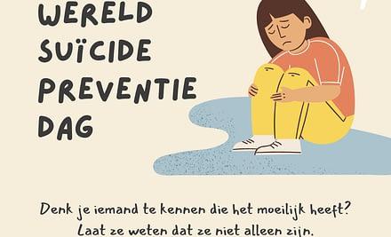 Wereld Suïcide Preventie Dag